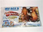 Ice Age 3. 6 játék+zsírkréta