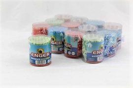 Muffin papír kicsi színes 150db/csomag eng-303