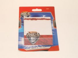 Hot Wheels memo 8,5*8,5cm 9010
