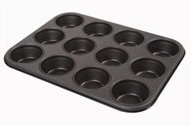 Muffinsütő 12r teflon eng-249