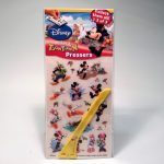 Üveg Mickey Disney matrica 20*9cm (3)