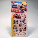 Üveg Mickey Disney matrica 20*9cm (2)